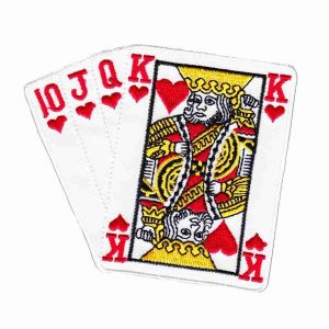 Hearts Suit Card Hand 455 900