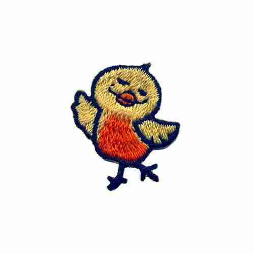 Chicks - Tiny Sassy Little Chick Iron On Patch Applique