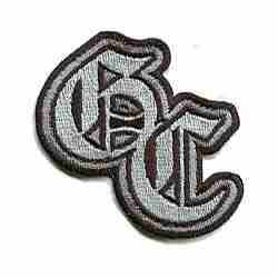 Good Charlotte Logo Band Patch