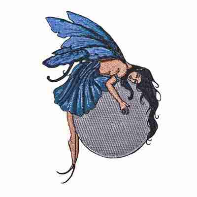 Amy Brown's 'Sphere II' Iron on Fairy Patch Applique