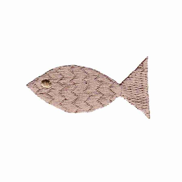 Small Textured Brown Fish