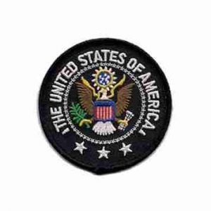 United States of America Seal Patch