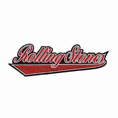 Rolling Stones Iron on Patch