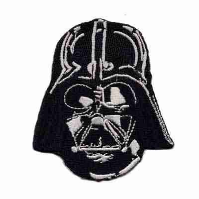 Star Wars Darth Vader Character Iron on Patch Applique