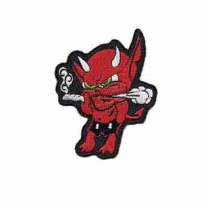 Lil Devil Patch Iron or Sew on Applique