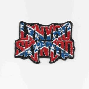 Lynyrd Skynyrd Band Iron on Patch | LaughingLizards.com