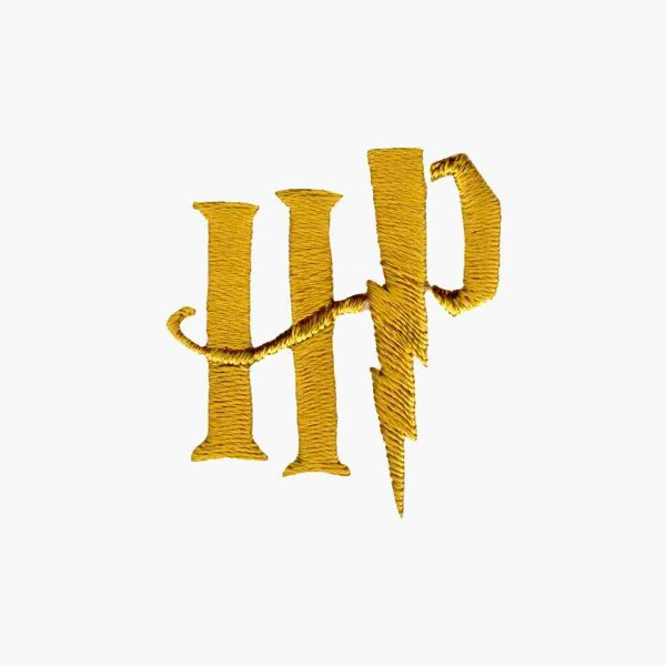 Harry Potter Iron on Patch Hogwarts - Laughing Lizards