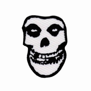 Misfits Band Iron on Patch | LaughingLizards.com