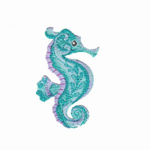 Seahorse Patch