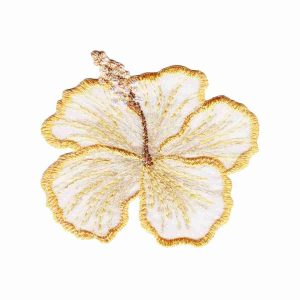 Gold-Hibiscus-Flower-Patch-
