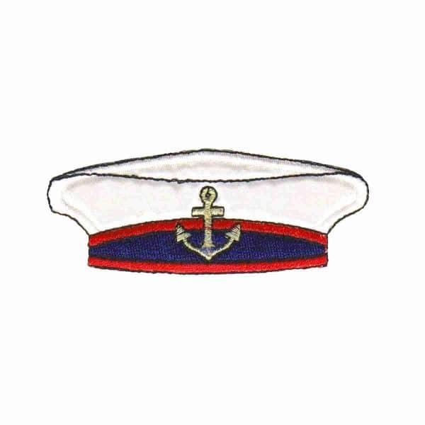 Sailors Cap Patch