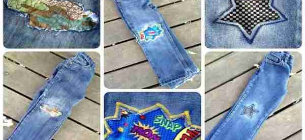 Cool Kids Patches For Jeans