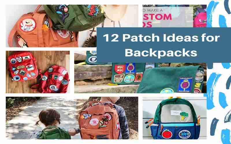 Backpack Patch Ideas