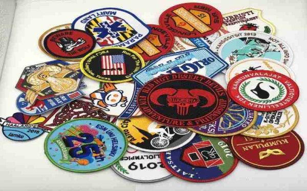 Custom Patches for Business