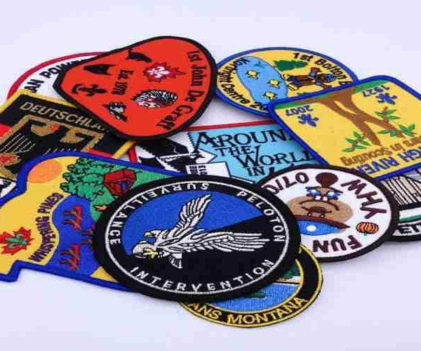 Business Custom Patches