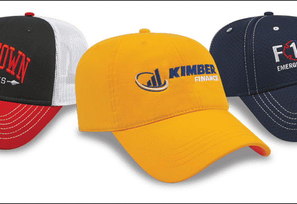 patched hats