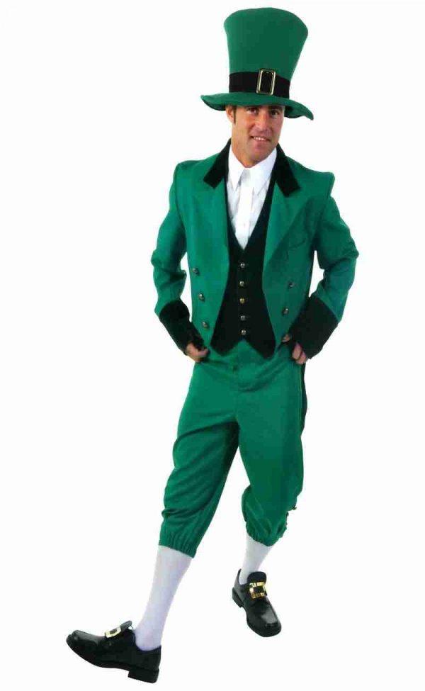 St. Patrick's Day Leprechaun Costume