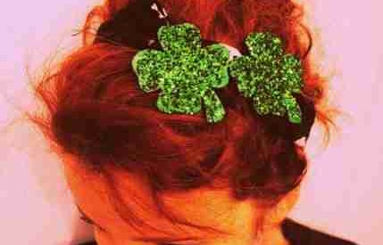 Patch Hair Clip
