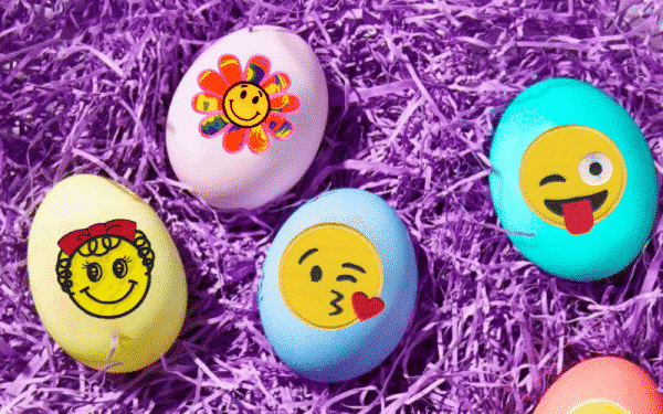 Patched Easter Eggs