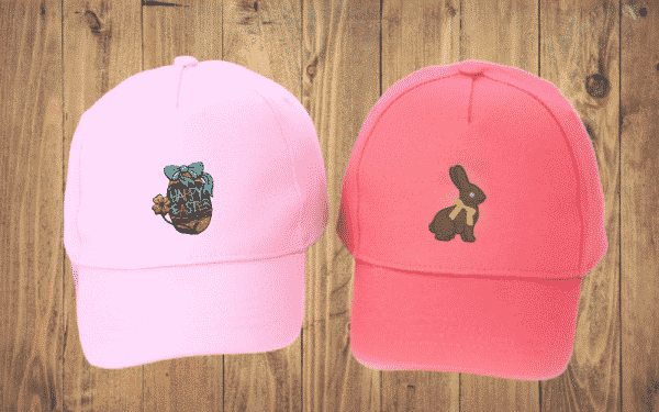 Easter Patched Cap