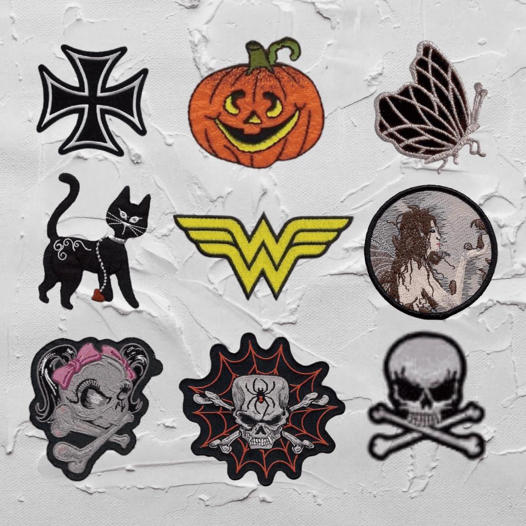 DIY Halloween Pins