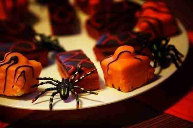 Halloween Inspired Food