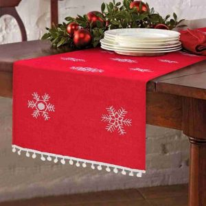 Patched Table Runner