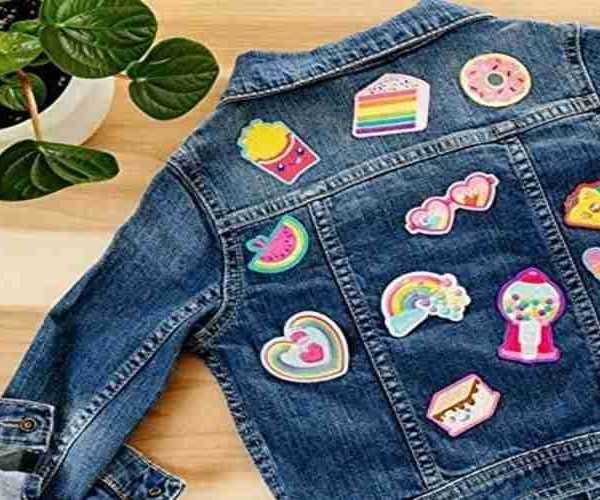 Patches on a Jacket
