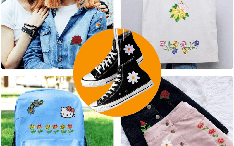 Flower Patches